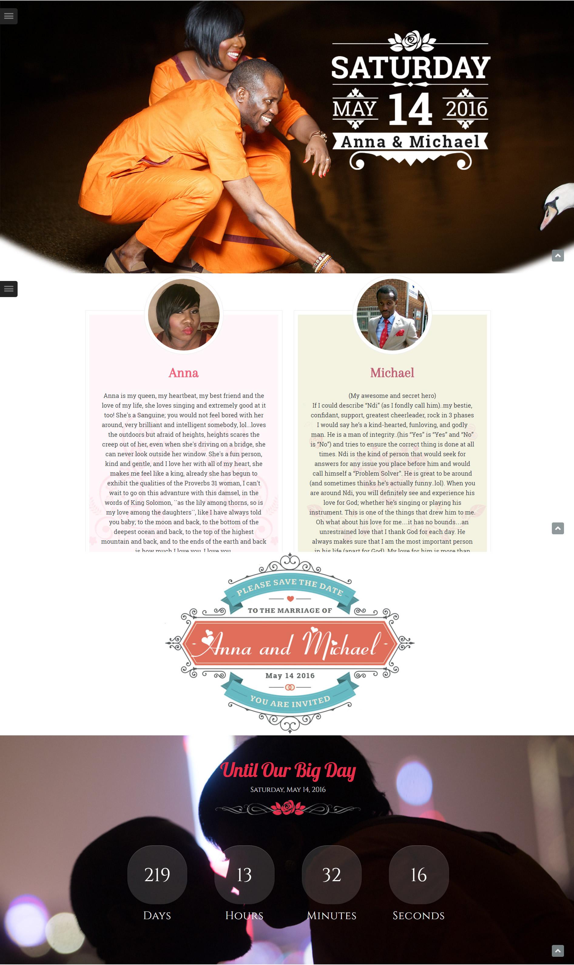 Ametoedia Website